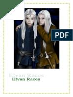 Elvan Races Messengers of Spirit