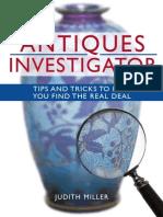Antiques Investigator DK