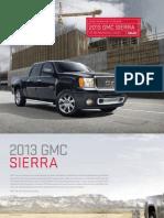 2013 GMC Sierra Brochure (1)