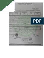 Registro de Profesiones de Las Licenciaturas
