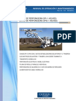 Manual de Operacion y Mantenimiento (DPI-1-HE_HED y DPIS-1-HE_HED)