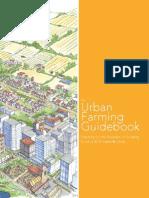Urban Farming Guidebook 2013