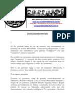 Anarquismo e Marxismo de Daniel Guerin