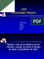 CRM Exposicion Equipo 01