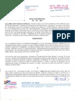 Resolucion Ministerial No. 249-2009[1].pdf