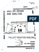 FEMA TR-20 Shelter Design & Analysis - Vol 1 - Fallout Radiation Shielding 1976
