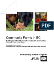 Community Farms in BC Survey Report
