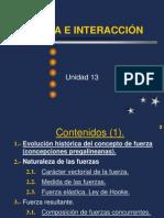 13 Fuerza e interacción.ppt