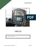 Manual Vims 3g.