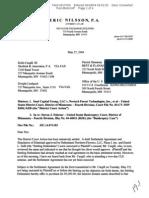 Steven Fahrner Settlement