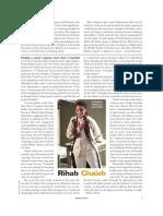 Rihab Chaieb Opera Canada 2014
