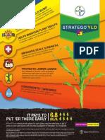 2013 Stratego® YLD Early Season Application