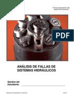 4.3.1 Analisis de falla en componentes hidráulicos