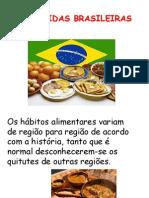 As Comidas Brasileiras