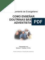 04 Como Ensenar Doctrinas Adventistas 1