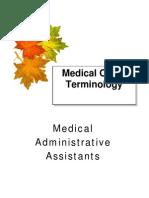 MedicalOffice Terminology