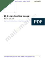 El Drenaje Linfatico Manual 8138