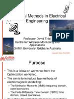 Numerical Methods Workshop