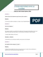 50 questions-réponses sur le tawhid - ibn Abdel-Wahhab Rahimou'Allah.pdf