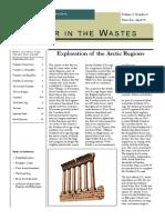 Arctic Region articles