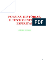 ( Espiritismo) - # - Diversos - Poesias, Histórias e Textos Infantis Espíritas
