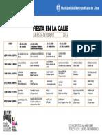 Programa Del 06 Feb Del 2014