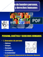 2. Derechos Humanos Bioetica y Persona Humana