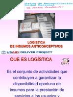 Introduccion a La Logistica y Sial