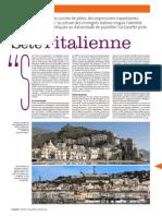 Sète l'italienne (Gazette)