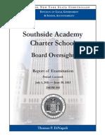 Southside Academy Charter School audit