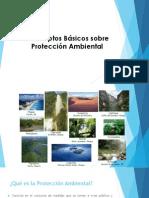 Conceptos Básicos sobre Protección Ambiental