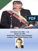 Exposicion Rafael Caldera