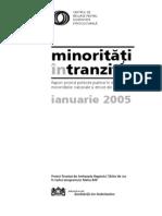 Minoritati in Tranzitie