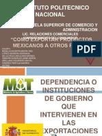 Como Exportar Productos Mexicanos a Otros Paises