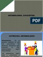 Metabolismo 25 de Oct