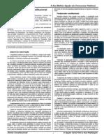 TRT 2 SP - TEC SEGUR - Direito Constitucional