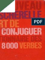 Bescherelle  L'art De Conjuguer 8000.pdf