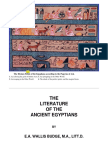 Egyptian Literature by Budge1914