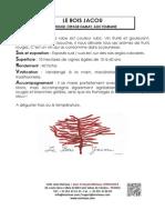 Fiche Technique Bois Jacou(i)