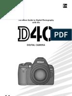 Camera Digital - Nikon d40