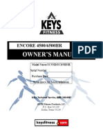 Keys Man Ec4500
