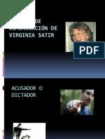 Modelos de comunicación de Virginia Satir