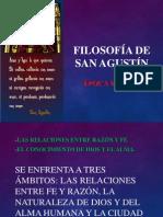 FILOSOFÍA DE SAN AGUSTÍN