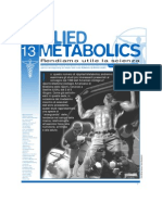 Applied Metabolics
