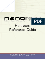 NanoNAS Hardware Reference Guide r1.0!03!2008