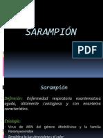 Sarampion Centro de Salud