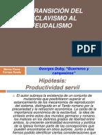 Jornadas de Historia-La transición del esclavismo al feudalismo