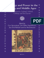 Steinsland, Gro; Sigurdsson, Jon Vidar; Rekdal, Jan Erik; Beuermann, Ian, Eds. - Ideology and Power in the Viking and Middle Ages