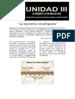 UNIDAD III Economia a