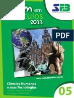 Enem Em Fasciculos Fasciculo 5 2013 Ciencias Humanas Farias Brito